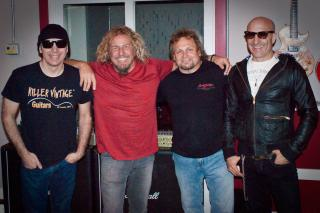 ARCHIVE NOW AVAILABLE!- Chickenfoot Hangouts On Air Live from the Foot Locker Today! (Saturday 1/7/12)