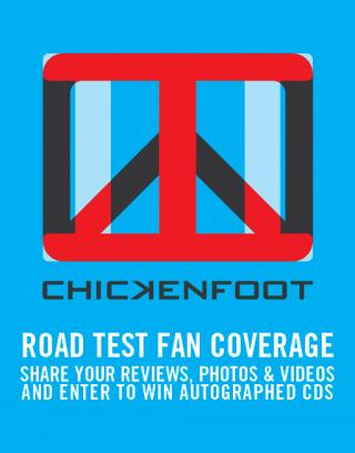 Share Your Road Test Photos/Videos/Reviews For Autographed CDs!
