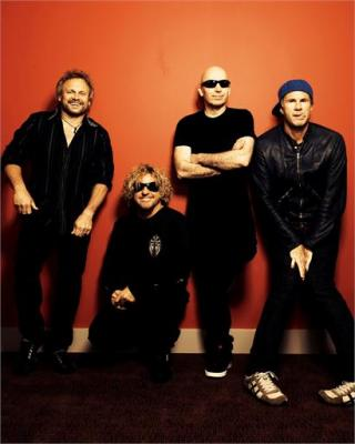 CHICKENFOOT TO RE-RELEASE FIRST ALBUM WITH LIVE BONUS TRACKS