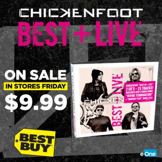 BEST+LIVE On Sale at BEST BUY for $9.99