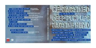 """Re-Machined"": A Tribute to Deep Purple's ""Machine Head"""
