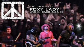 A special holiday treat - &quot;Foxy Lady&quot; live!