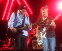 Brad Whitford and Mikey!