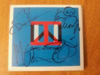 My Signed CD