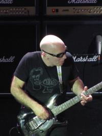 JOE SATRIANI IN DETROIT