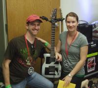 Even back in August I was eyeing this guitar!  ;-)