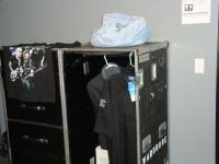 Smokin Joe's personal roadshow Backstage Locker