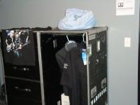 Smokin Joe's personal roadshow Backstage Locker