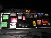 Smokin Joe's Pedalboard