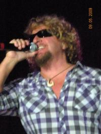 "Hagar "" UP CLOSE """