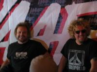 Chickenfoot in Boston