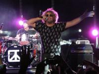 Chickenfoot at Cleveland Rock and Roll Hall of Fame