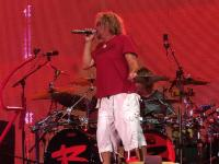 Sammy at Moondance Jam 2010