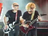 Two guitar heroes