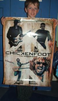 we love CHICKENFOOT in the UK