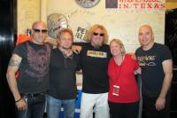 Meeting Chickenfoot in St Louis 2012