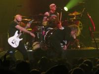 Joe, Kenny and Sammy in action