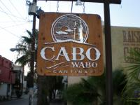 Cabo Wabo Cantina!