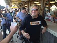 Sammy at his Beach Bar and Grill Atlantic City