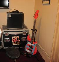 Tuning Room - Backstage Tour