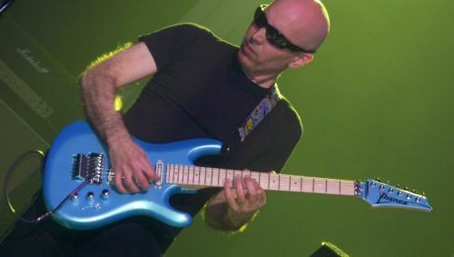 Joe's Hendrix Influenced Axe