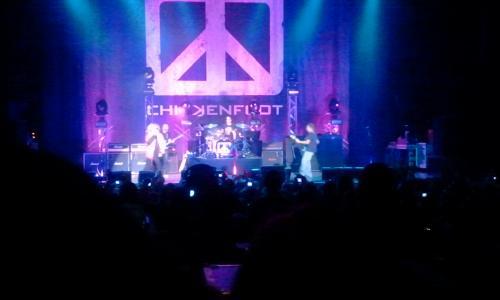 Center stage - 5