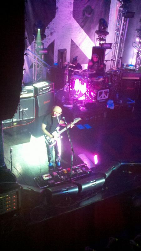 Chickenfoot at Webster Hall