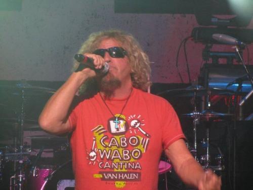 Sammy... Warfield Nov 1, 2011