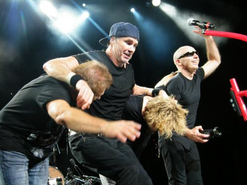 Chickenfoot!!