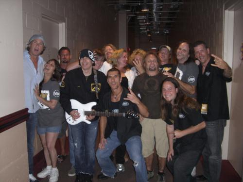 Meet & Greet with Chickenfoot! (take 4!)