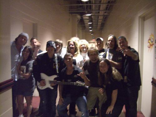 Meet & Greet with Chickenfoot! (take 3!)