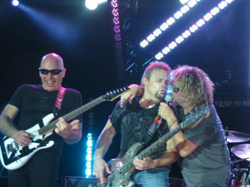 Joe, Mike and Sam