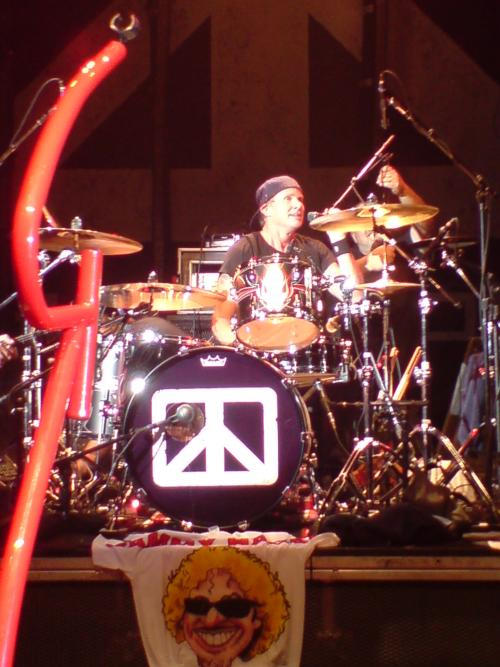 chad smith london