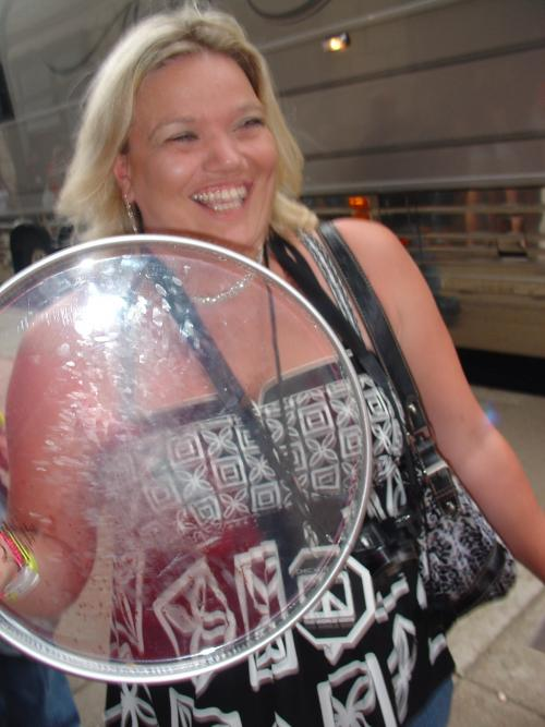 My Kinda Girl withChad Smith Drum Head