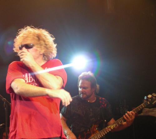CHICKENFOOT SUMMER TOUR 09 - TORONTO