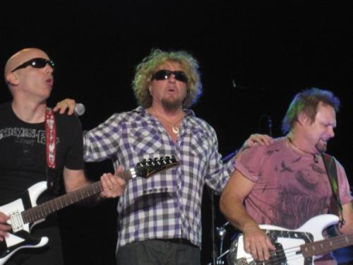 Joe, Sammy, and Michael