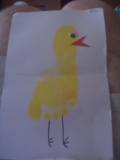Blane's Chickenfoot