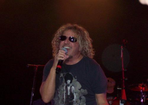 Chickenfoot at the Avalon, Los Angeles