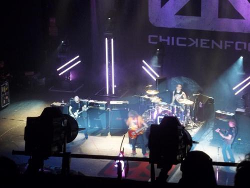 Chickenfoot at Brixton Academy, London, Jan 2012