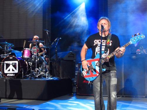 Live at the Santa Barbara Bowl