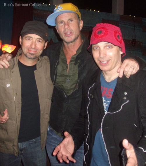 Jeff, Chad and Joe