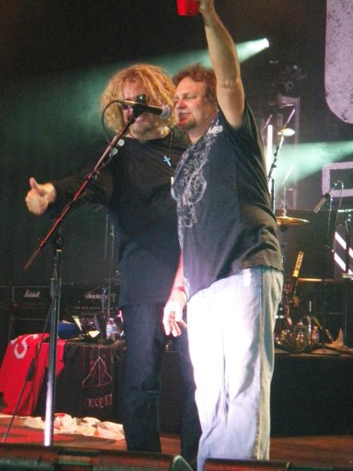 Sammy and Mikey - Adios