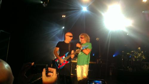 chickenfoot rocks