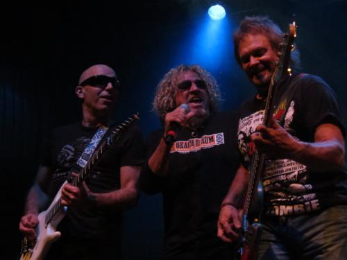 Joe, Sammy & Mikey