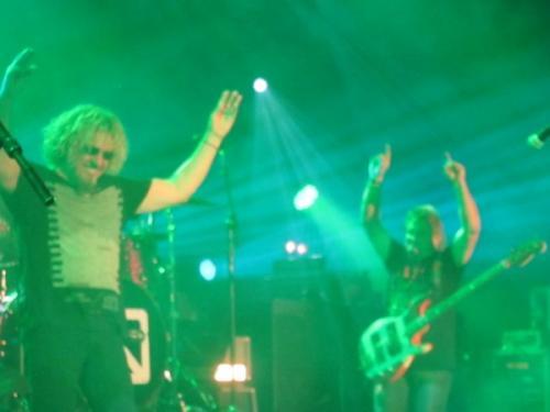 Sammy and Michael
