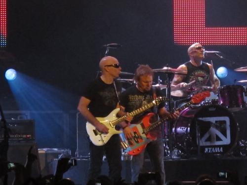 Joe, Mike and Kenny rockin'