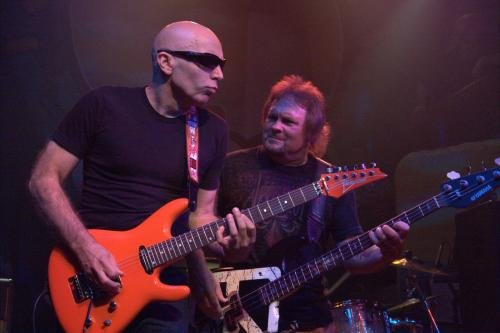 Chickenfoot's Joe & Mike