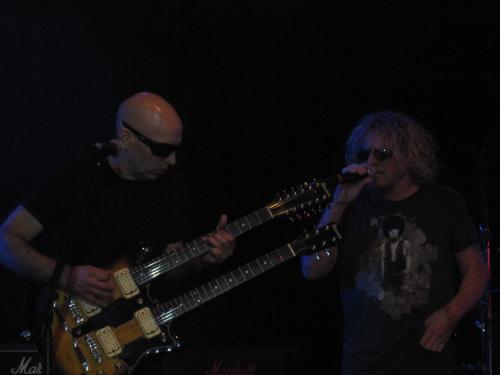 Joe and Sammy