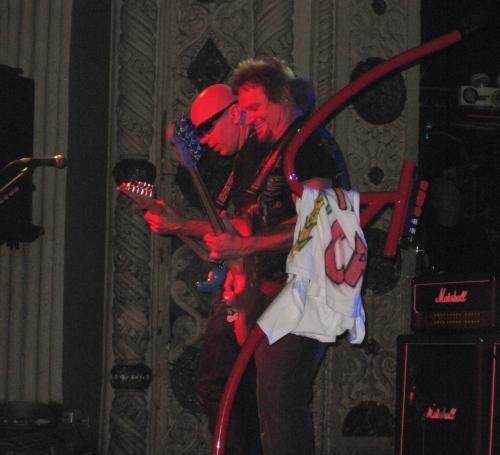 Joe and Mike jamming