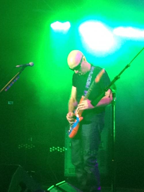 Joe Satriani, Guitar God